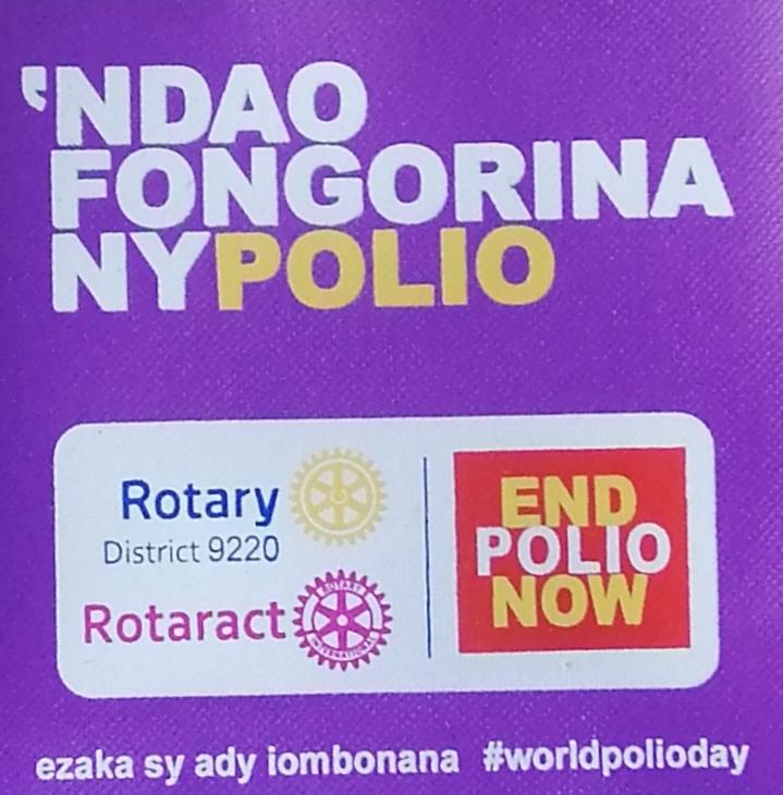 Rotary Club Antananarivo Tsimbaroa Madagascar